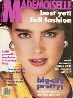 Mademoiselle magazine - Mademoiselle magazine archive